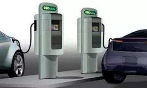 中国新能源汽车全球第一,充电桩技术是保障