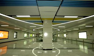 三思LED将点亮南宁地铁2号线 上海三思续写王者传奇