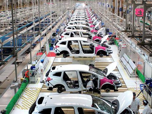 汽车制造是怎么生产出来的?一起来看看汽车制造流程吧