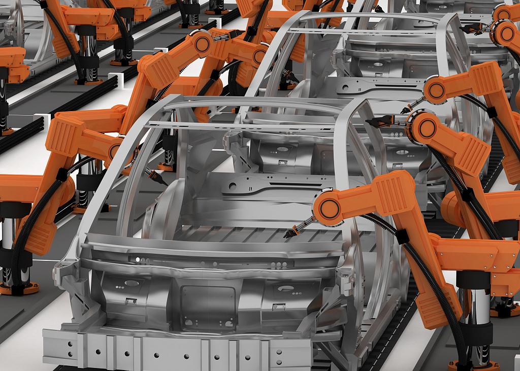 大公司头条 安川电机向中国销售工业机器人核心零部件;华为完成全球首个5G产品技术部署
