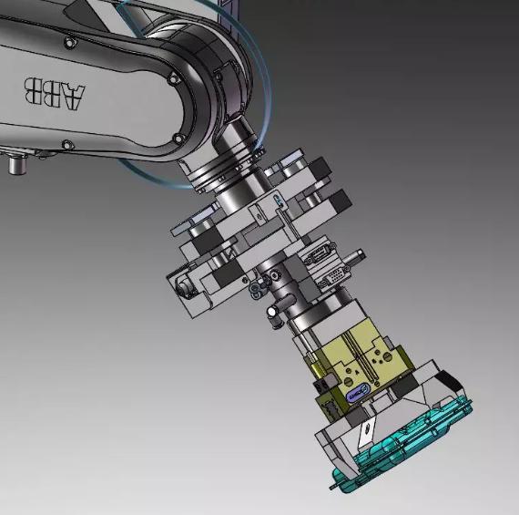 自动化机械设计——满足工业4.0柔性制造